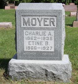 Charles A Charlie Moyer