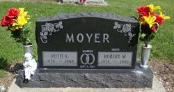 Ruth A <i>Stouffer</i> Moyer