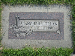 Blanche L. <i>Ziglar</i> Jordan