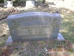 Luther Marion Brown