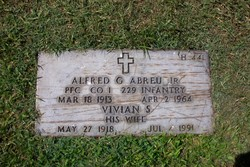 Alfred Gregg Abreu, Jr
