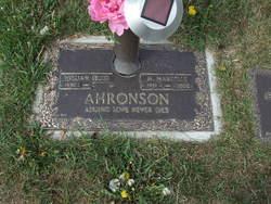 M Marcelle Ahronson
