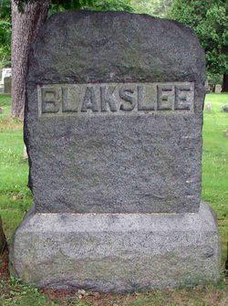 Huldah Blakslee