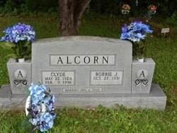 PFC Clyde E Alcorn