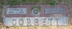 Anna Mabel <i>Eliason</i> Corbett