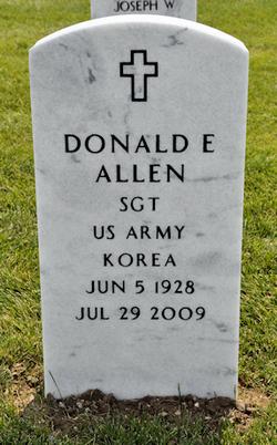 Donald Eugene Allen