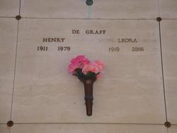 Hendrik (Henry) Hank De Graff