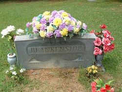 Betty Lee <i>Jacobs</i> Blankenship