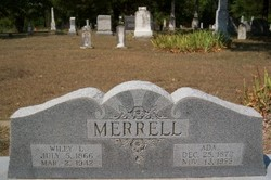 Wiley Lawrence Merrell