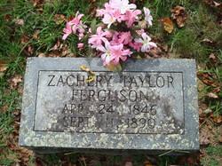 Zachary Taylor Ferguson