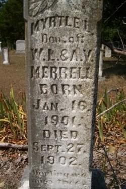 Myrtle L. Merrell