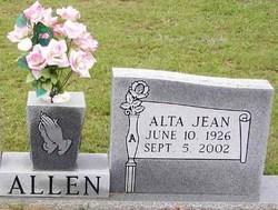 Alta Jean Allen