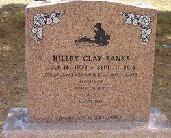 Hilery Clay Banks