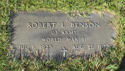 Robert Leroy Benson