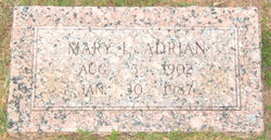 Mary L. Adrian