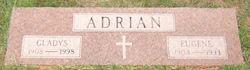 Gladys Thelma <i>Lattimore</i> Adrian
