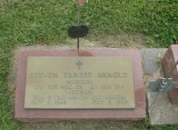 Steven Ernest Steve Arnold