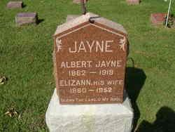 Eliza Ann <i>Trigg</i> Jayne