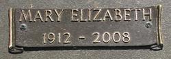 Mary Elizabeth Dyer