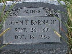 John Thomas Barnard