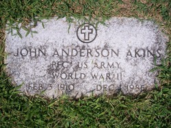John Anderson Akins