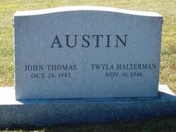 Twyla <i>Halterman</i> Austin