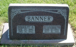 Harriett Annah <i>Kidd</i> Banner