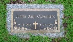Judith Ann Caruthers