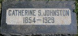 Catherine S Johnston