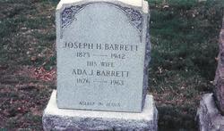 Ada Jane <i>Strong</i> Barrett