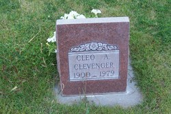 Cleo A Clevenger