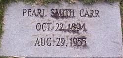 Pearl <i>Smith</i> Carr