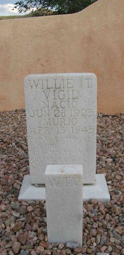 Willie T. Vigil