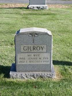 Ernest Walcott Gilroy