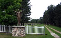 Saint John Cantius Cemetery