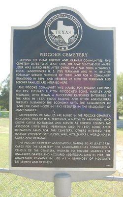 Pidcoke Cemetery