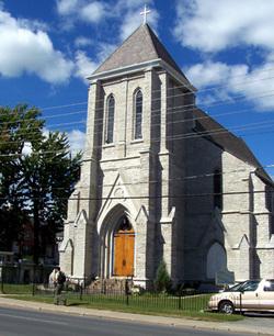 Saint Paul's Anglican Churchyard