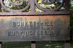 Bunker Hill Burying Ground