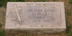 Rhonda Lynn <i>Latorrey</i> Schultz