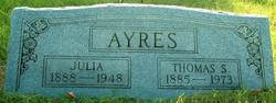 Thomas S Ayres