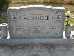 Billy Wayne Alexander