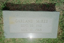 Garland Howard McKee