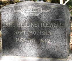 Jane Bell Kettlewell