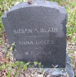 Anna T Boles