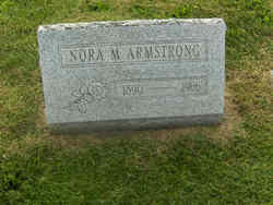 Nora Mae <i>Lewis</i> Armstrong