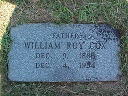 William Roy Cox