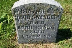 Lydia <i>Kerschner</i> Swander