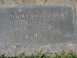 Claire Joe Hammond