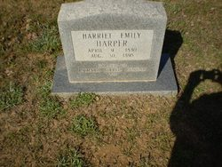 Harriet Emily <i>Harper</i> Morgan