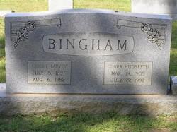 Aaron Harvey Bingham